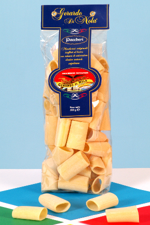 Pasta -Paccheri y Maccheroni- Gerardo Di Nola