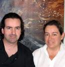 Rosa Luz y Alejandro Rui-Sánchez