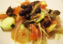 Ensalada de Tomate... Capellans