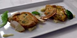 Cervella ed Animella Fritte con Funghi Porcini