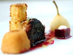 Foie gras caramelizado