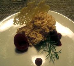 Terrina de foie gras