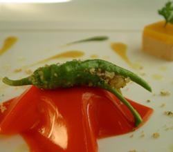 Il peperone ed il baccalà