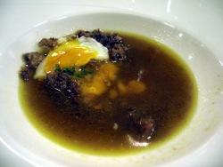 Sopa de rabo de buey