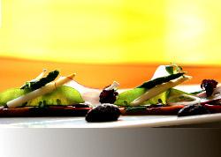 Tarta fina de verduras sin pasta