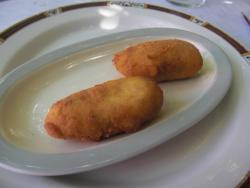 Croquetas de jamón