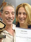 Esther Álvarez y Tomás Fernández