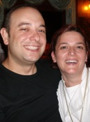 José Antonio Cristofani y Montse De La Torre