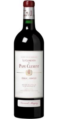 Château Le Clémentin du Pape Clément 03