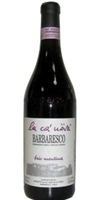 La Ca' Növa, Barbaresco Bric Mentina Cru 01