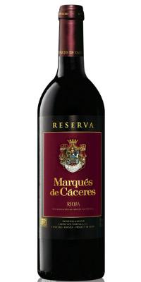 Marqués de Cáceres Reserva 08