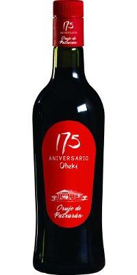 Orujo de Patxarán 175 Aniversario Obeki