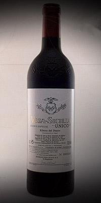 Vega Sicilia Único Reserva Especial 91-94-98