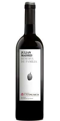 Julián Madrid Reserva de Familia 05